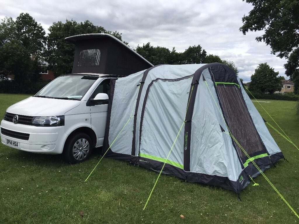 REDUCED. 2014 VW Transporter T5 Campervan, new MOT, Only ...