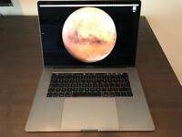 Macbook Pro 15' 2017 3.1 GHZ i7 16GB RAM 1TB SSD Disk - Professional use only - like NEW