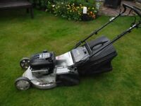 MASPORT 22inch SELF PROPELLED MOWER WITH ROLLER