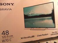 "Sony Bravia 48"" HD Flat screen TV"