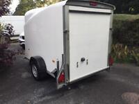 Debon cargo 1300 van box trailer