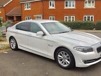 BMW 520d 2012 for sale white