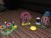 Peppa Pig Fairground Bundle