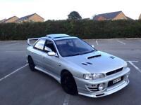 Subaru wrx v2