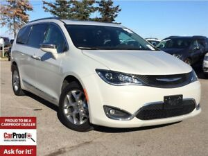 2017 Chrysler Pacifica *LIMITED* PAN ROOF*NAVIGATION*LEATHER*