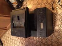 Industrial printer/fax/scanner
