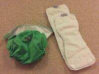 Kangacare - Rumparooz one size cloth washable nappy £4