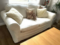 FREE - 2 Seater Sofa Bed with removable covers