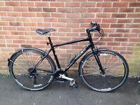 Hybrid Commuter Bike - Trek 7.3 FX, Frame Size 51cm. Excellent condition