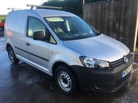 2013 VW CADDY 102 BHP 1 OWNER FULL HISTORY*FINANCE AVAILABLE*