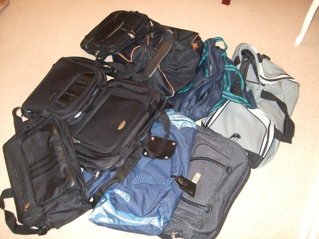selection of sports   holdalls   luggage bags  3e24cecd51418