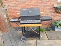 BROIL KING REGAL 4 Gas Barbeque