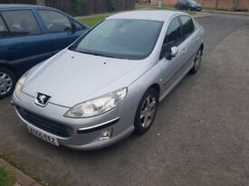 Peugeot 407 XLine 2.0 Hdi Good condition