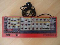 Nord Rack 2 Virtual Analog Synthesizer
