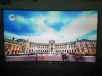 "Hisense H49N6600 49"" 4K HDR Curved Smart Freeview Freesat LED"