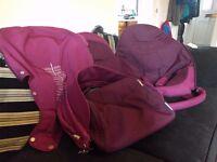 Stokke style kit purple