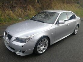 BMW 535d M-SPORT NEW MOT