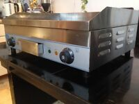 ELECTRIC GRIDDLE HOTPLATE ACE-S60