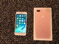 iPhone 7 Plus Unlocked Excellent Condition