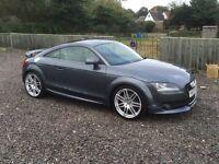 Audi TT 3.2 V6 Quattro