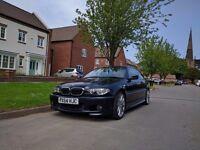 BMW 330cd E46 M Sport Manual Individual *Low Miles* *12 Months MOT* *FSH* *RARE* *BARGAIN* not 320
