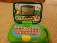 Leapfrog Toddler Laptop