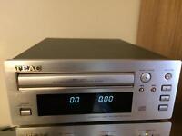 Teac CD player PD-H300- FAULTY