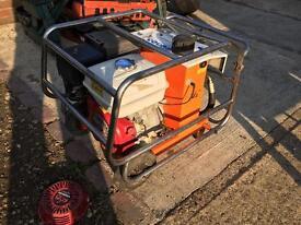 Honda hydraulic jack hammer. Spares or repair