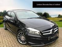 Mercedes-Benz A Class A200 CDI AMG SPORT (black) 2014-09-29
