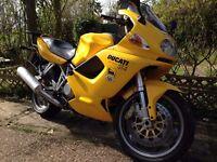Ducati ST4, 916 sports tourer