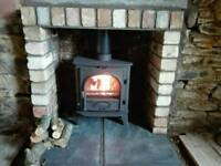 stoves supplied and installed