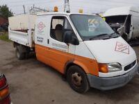 Trsnsit crew cab truck
