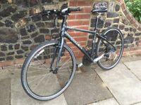 Trek 7.3FX hybrid bike