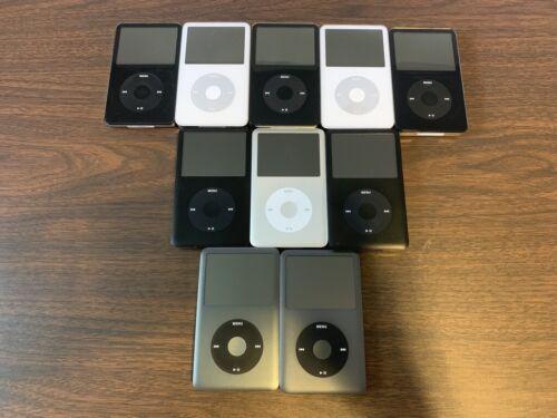 Apple iPod Classic 5th, 6th & 7th Generation 30GB, 60GB, 80GB, 120GB & 160GB