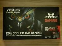 Asus R9 380X 4GB STRIX Gaming Graphics Card