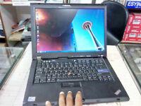 LENOVO THINKPAD T400 LAPTOP/14.1 inch screen;/ WINDOWS 7/webcam