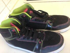 UK size 4 mercury shoes