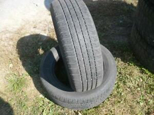 Two 185-65-14 tires $40.00