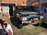 Land Rover discovery tdi disel