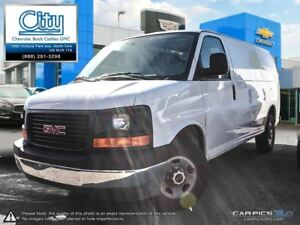 2017 GMC Savana 2500 135 Wheelbase