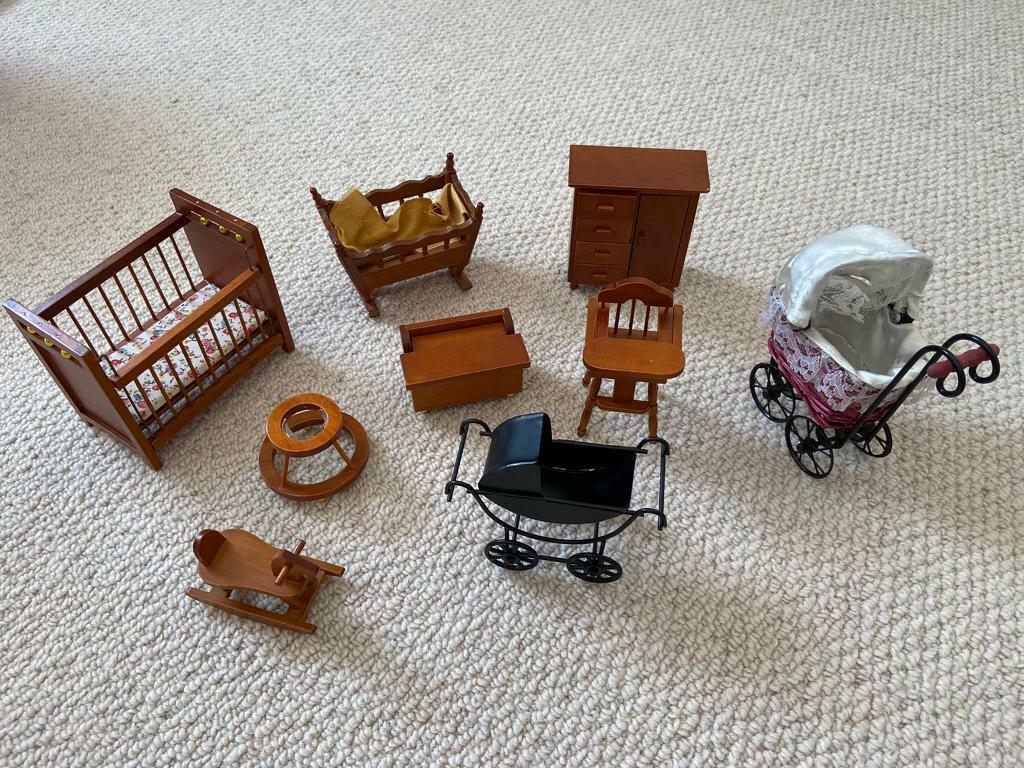 Dolls House Baby Bedroom Furniture In Norwich Norfolk Gumtree