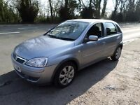 2005 vauxhall corsa 1.2 perfect first car cheap on fuel tax and insurance nice clean example