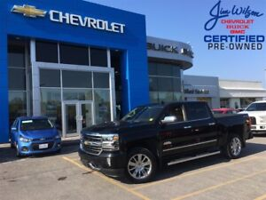 2016 Chevrolet Silverado 1500 High Country 5.3L 4X4 LOADED JUST