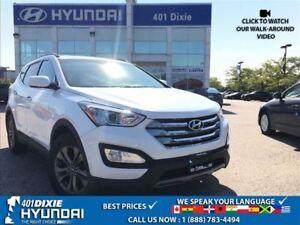 2014 Hyundai Santa Fe Sport 2.4 FWD|ALLOYS|BLUETOOTH|HEATED SEAT