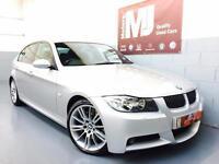 2008 BMW 330d M SPORT AUTO ** 78000 MILES **