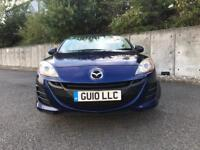 MAZDA 3 1.6 PETROL 1 OWNER FROM NEW