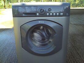 washing machine hotpoint hv8b593 8kg