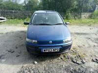 Fiat Punto Active 1.2 (2003) for sale