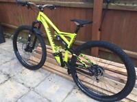 2015 specialized camber evo fsr mountain bike