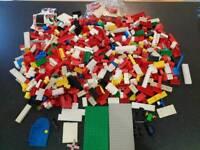 LEGO LOTS OF IT! some random bits